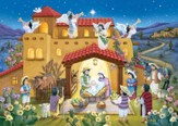 Noche de Paz Advent Calendar, Spanish Bible Text