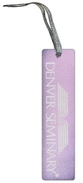Denver Seminary Bookmark, Pink