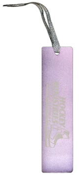 Hockey Ministries International Bookmark, Pink
