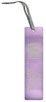 Bott Radio Network Bookmark, Pink