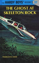 The Hardy Boys' Mysteries #37: The Ghost at Skeleton Rock