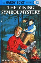 The Hardy Boys' Mysteries #42: The Viking Symbol Mystery