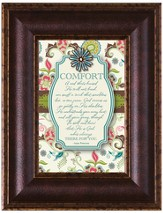 Comfort Framed Art