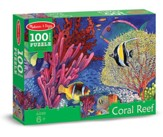 Coral Reef Jigsaw Puzzle, 100 Pieces