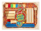 Band-in-a-Box, Chime, Whistle & Jingle, 8 pieces