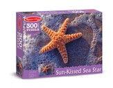 Sun-Kissed Sea Star Jigsaw Puzzle, 300 Pieces