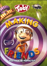 Making Friends: God Made Me Perfectly! DVD