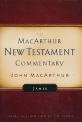 James: The MacArthur New Testament Commentary