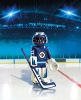 NHL Winnipeg Jets Goalie