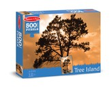 Tree Island Jigsaw Puzzle, 500 Pieces