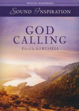God Calling - unabridged audiobook on MP3-CD
