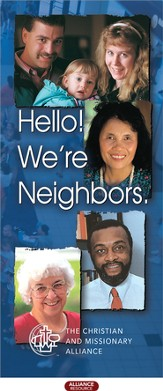 Hello, We're Neighbors (Pack of 100)