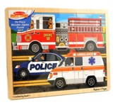 To The Rescue! Jigsaw Puzzle, 24 Pieces