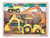 Construction Jigsaw Puzzle, 24 Pieces