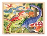 Dinosaur Jigsaw Puzzle, 24 Pieces