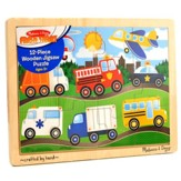 On the Road Jigsaw Puzzle, 12 Pieces