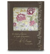 El Amor, Love Is Plaque
