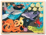 Under the Sea Jigsaw Puzzle, 24 Pieces