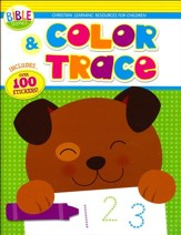 Bible Fun: Color & Trace