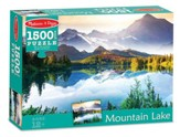 Mountain Lake Puzzle, 1500 Pieces