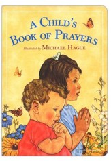 A Child's Book of Prayers Board Book
