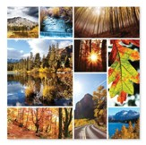Autumn Snapshots Puzzle, 1000 Pieces