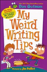 My Weird Writing Tips