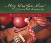 Mary, Did You Know? 40 Tracks of Celtic-Style Christmas Music