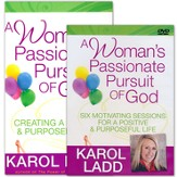 A Woman's Passionate Pursuit of God Kit