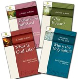 Stonecroft Basic Bible Studies, 4-Pack Set