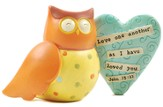 Owls, Whoooo Loves You? John 15:12
