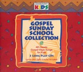 Gospel Sunday School Collection - 3 CD Set