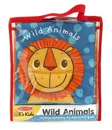 Wild Animals, Cloth Book