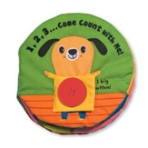 1,2,3...Come Count with Me, Cloth Book