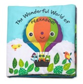 The Wonderful World of Peekaboo, Cloth Book
