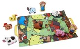 Take-Along Play Mat, Farm, 10 pieces
