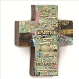 Believe, Collage Cross
