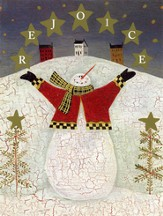 Rejoice Christmas Cards, Box of 15