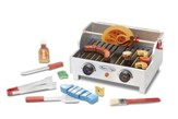 Rotisserie and Grill Barbecue Play Set