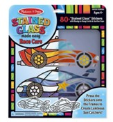 Stained Glass Made Easy, Race Cars Ornaments