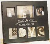 Personalized, Love Photo -Black