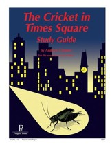 The Cricket in Times Square Progeny Press Study Guide