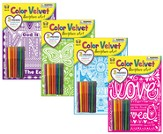 Color Velvet Scripture Art 4 Pack