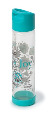Joy Of the Lord Water Bottle, Large