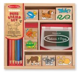 Pets Rubber Stamp Set