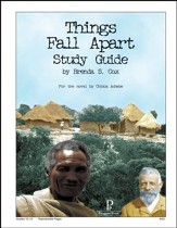Things Fall Apart Progeny Press Study Guide