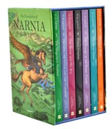 The Chronicles of Narnia, 7 Volumes: Full-Color Collector's Edition