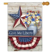 Give Me Liberty Flag, Large