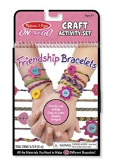 On-the-Go Crafts, Friendship Bracelets