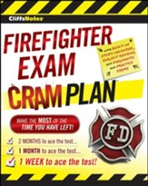 CliffsNotes Firefighter Exam Cram Plan
